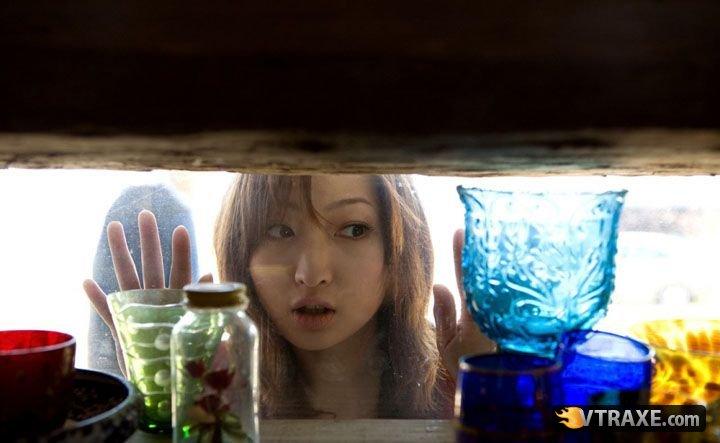 Японочка Maiko Kazano