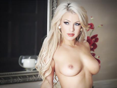 Онлайн секс с красоткой