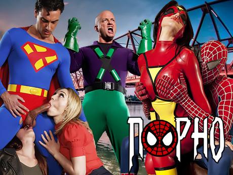 Смотреть порно пародию на фильм человек паук против супермена бесплатно